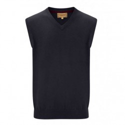 Scoffel Sleeveless Jumper Navy