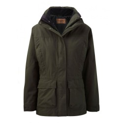 Schoffel Uppingham Country Coat - Dark Olive
