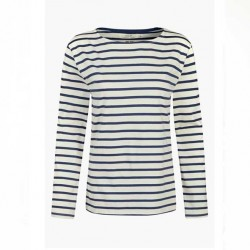 Seasalt Sailor Shirt Ecru Knight top