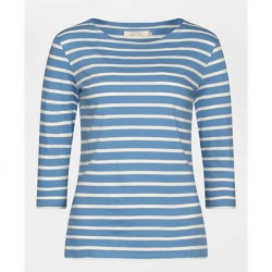 Seasalt Breton Skipper Ecru Sailor Jersey Top