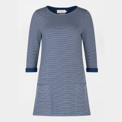 Seasalt Spale Night Beachwood Clew Tunic | Seasalt Tops