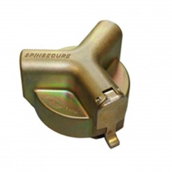 spin secure oil tank lock