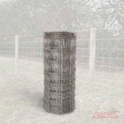 C8-80-15 Mild Steel 50 Metre Stock Fence