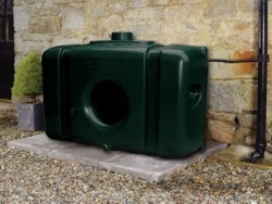 Water Butt / Tank RW700 700 litres Green