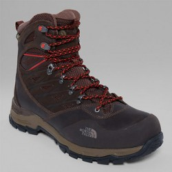 The North Face Hedgehog Trek GTX Orange/Brown Boots