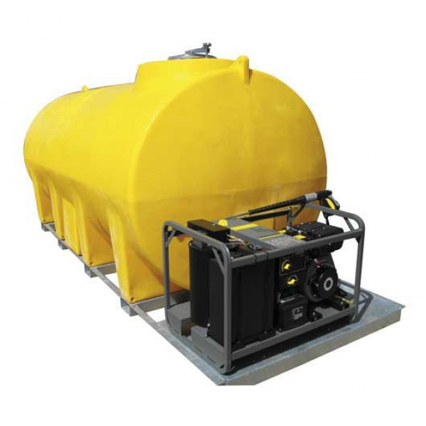 132503001 3000 litre industrial pressure washer