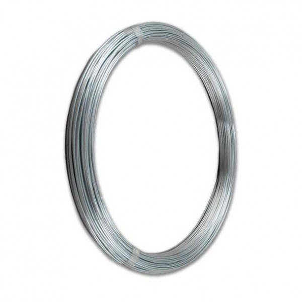 1.60mm Galvanised Plain Line Wire Fencing Coil