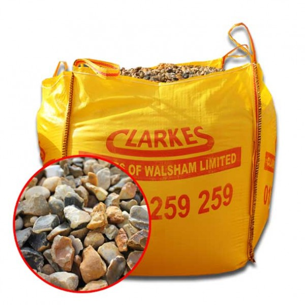 stone gravel bulk bags clarkes of walsham. Black Bedroom Furniture Sets. Home Design Ideas