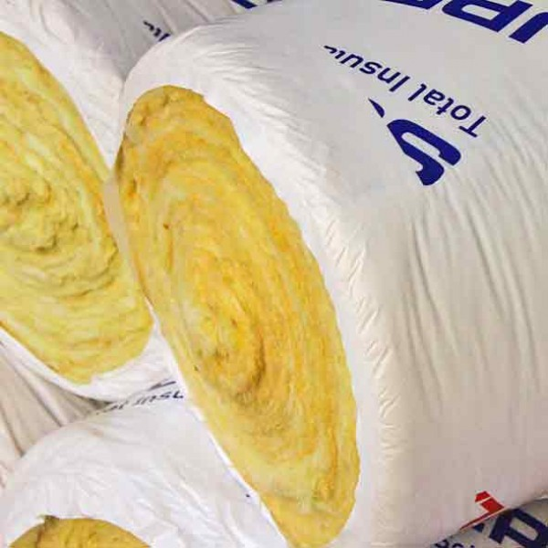 Acoustic multi - roll insulation