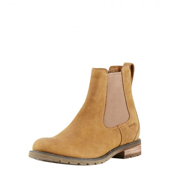 Ariat Womens Wexford Rustic Brown