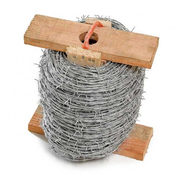 1.60mm High Tensile Barbed Wire 200 metres