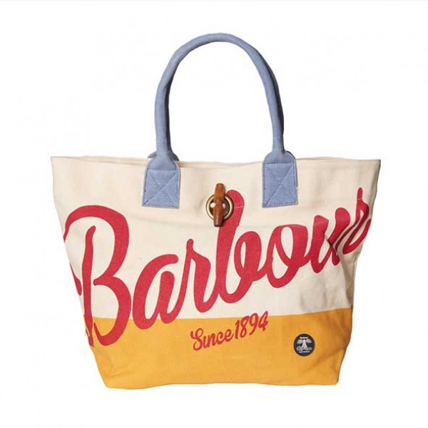 Barbour Shingle Shopper Bag