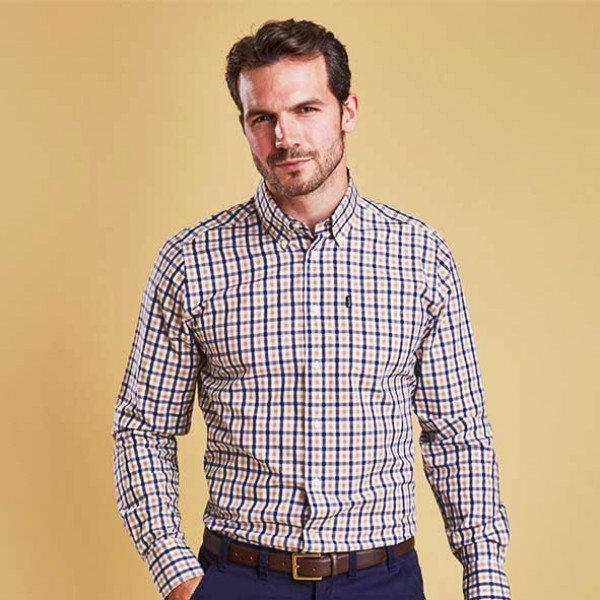 Barbour Bruce Tailored Shirt