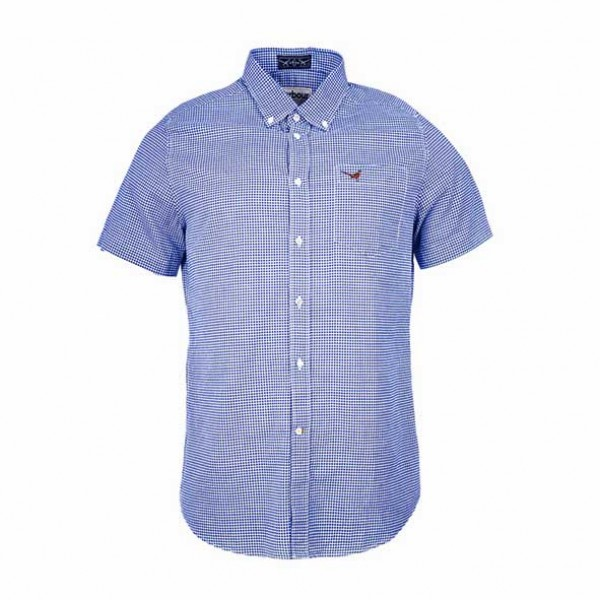 Barbour Clifton Short Sleeved Tailored Fit  Shirt