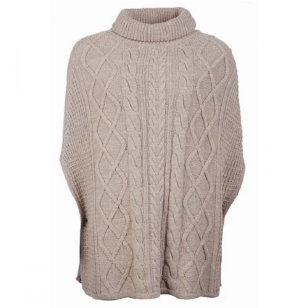 Barbour | Clothing - Knitwear - Ladies Court Knitted Cape