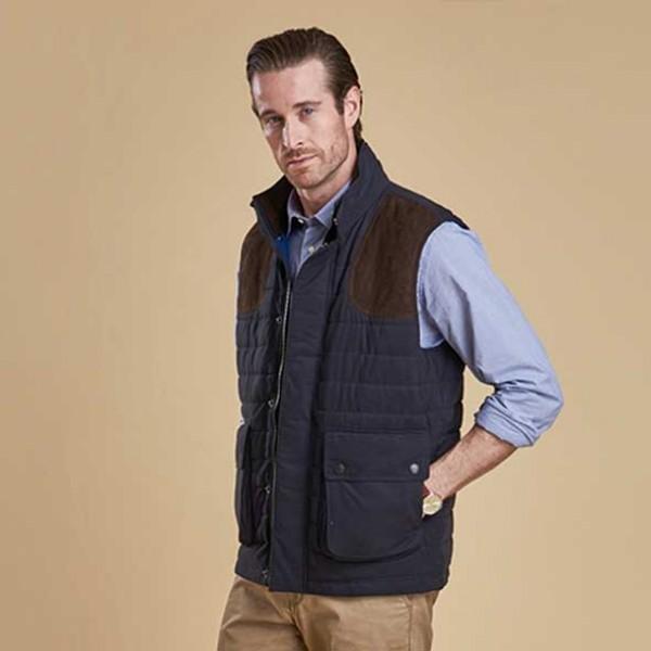 Barbour Avocet Quilt Gilet