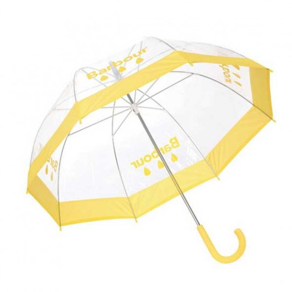 Barbour Raindrop Yellow Umbrella