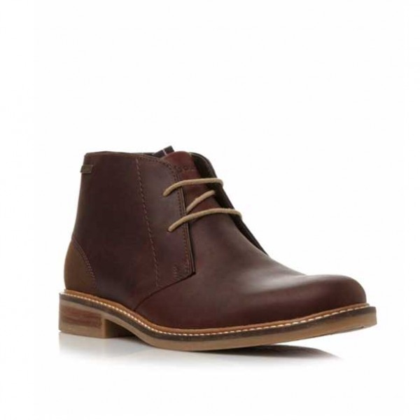 Barbour Readhead Dark Brown  Boots