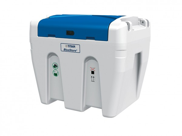 Titan 900 litre 230v Portable Adblue Dispenser