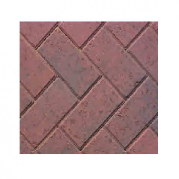 Burnt Ember Block Paving