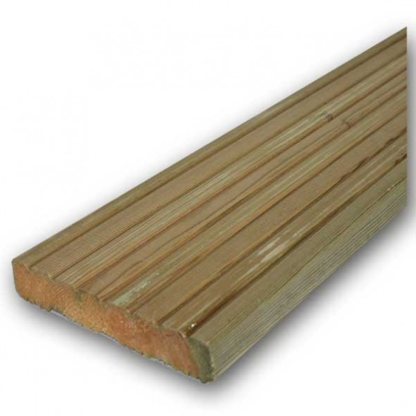 large ridge decking board 3.6