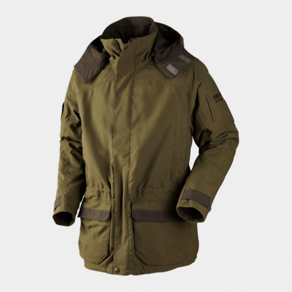 Harkila Pro Hunter X Lake Green JacketShooting