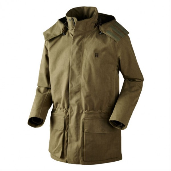 Harkila Storvik Shooting Jacket - Olive Green