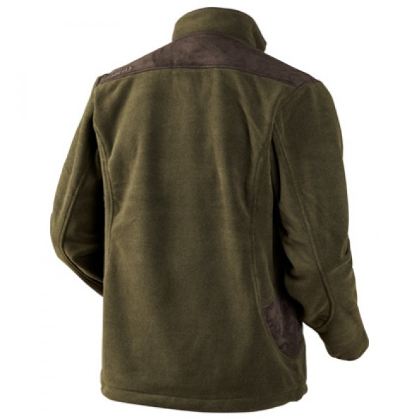 Harkila Vindeln Fleece Jacket - Dark Olive