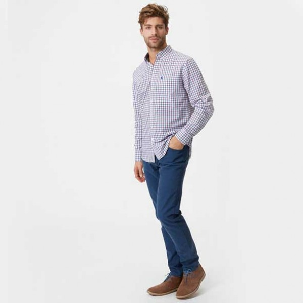 Joules Hensley Slim Fit  Shirt