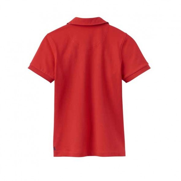 Joules Amity Red Polo Shirt