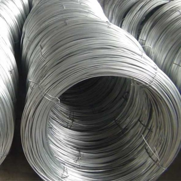 2.00mm Galvanised Plain Line Wire Fencing Coil