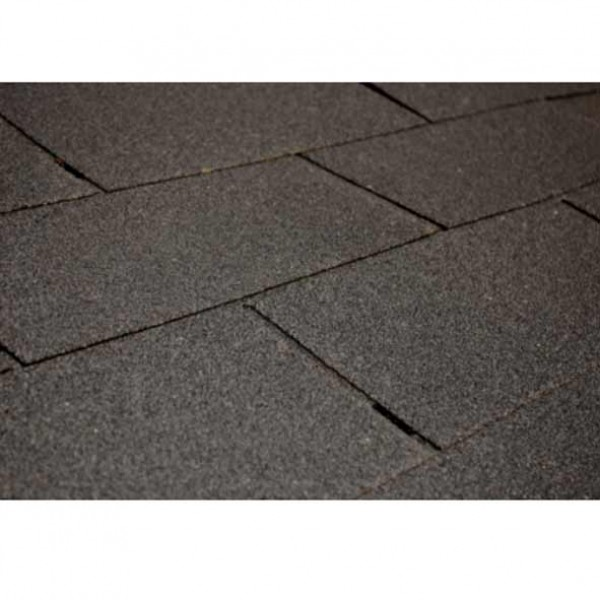 Roof Shingles as Standard