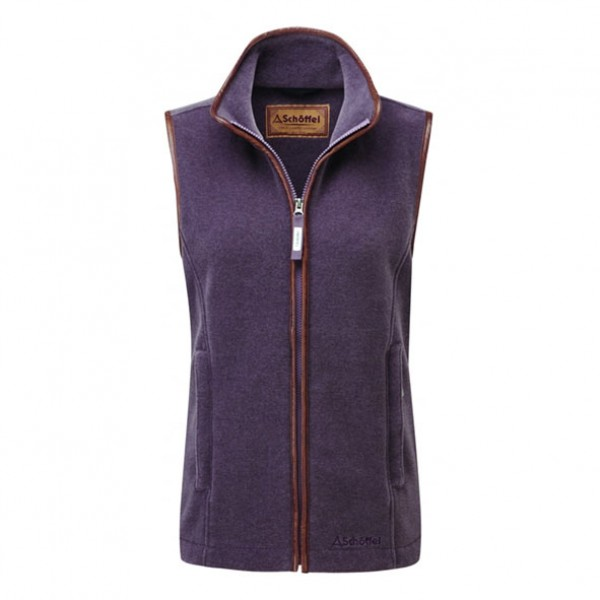 Schoffel Lyndon  Mink-Heather Gilet