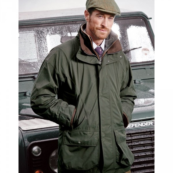 Schoffel Ptarmigan Ultralight Coat main