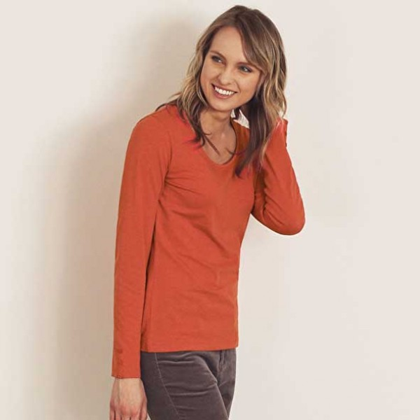 Seasalt Thrifty Top Carnelian main