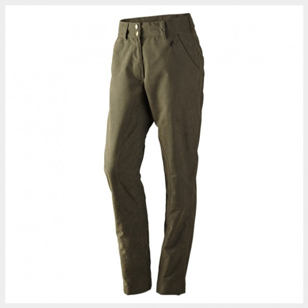 Seeland Woodcock Shaded Olive Ladies Shooting Hunting Trousers