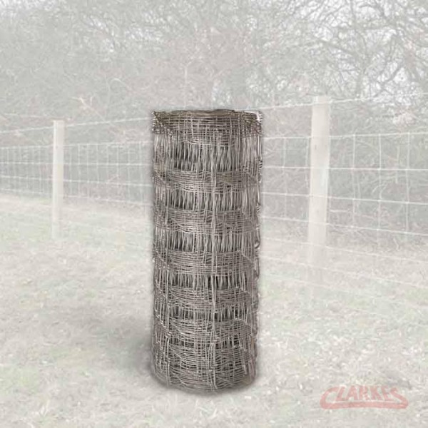 C8-80-15 Mild Steel 100 Metre Stock Fence