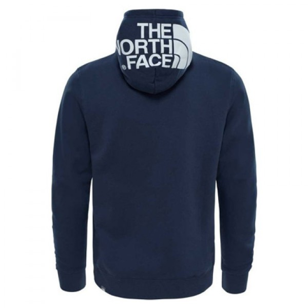 The North Face Urban Navy Seasonal Drew Peak Hoodie