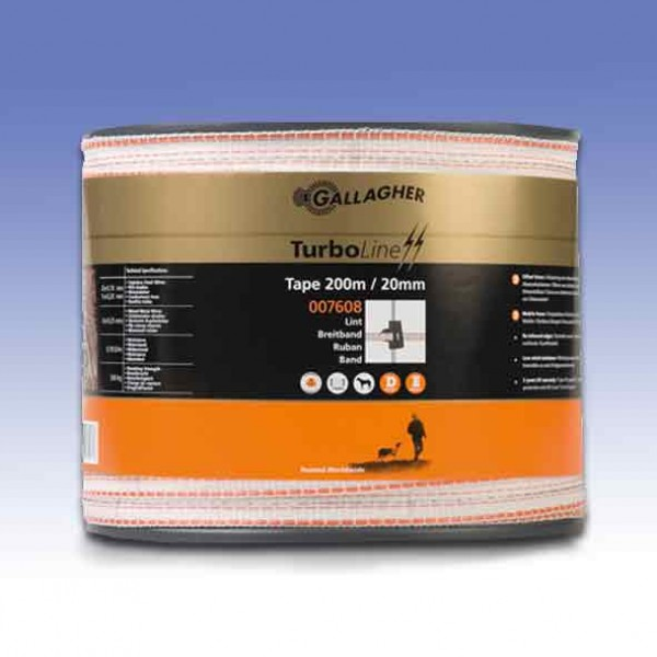 Electric fencing Tape 20mm Gallagher