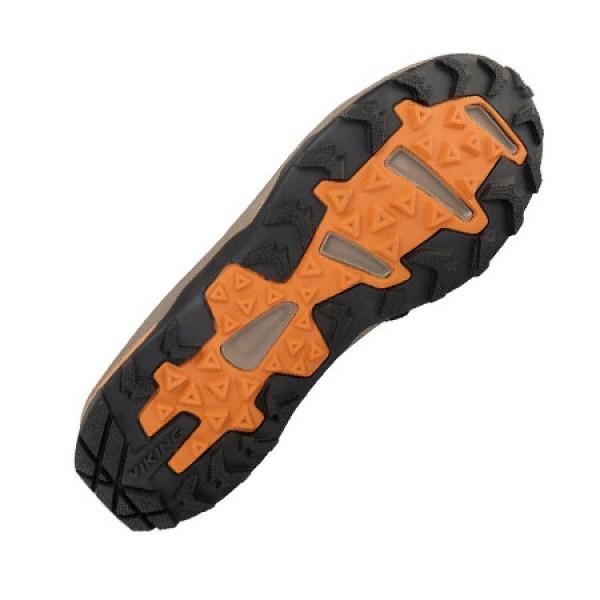 Viking  Rondane GTX Taupe Orange tread