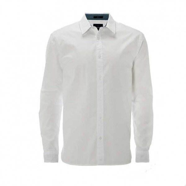 White Stuff Bearberry Slim Fitting Shirt