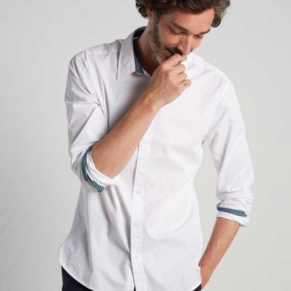 White Stuff Bearberry Fitting Shirt