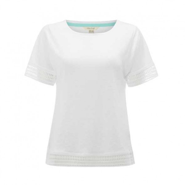 White Stuff Shelly Jersey Tee