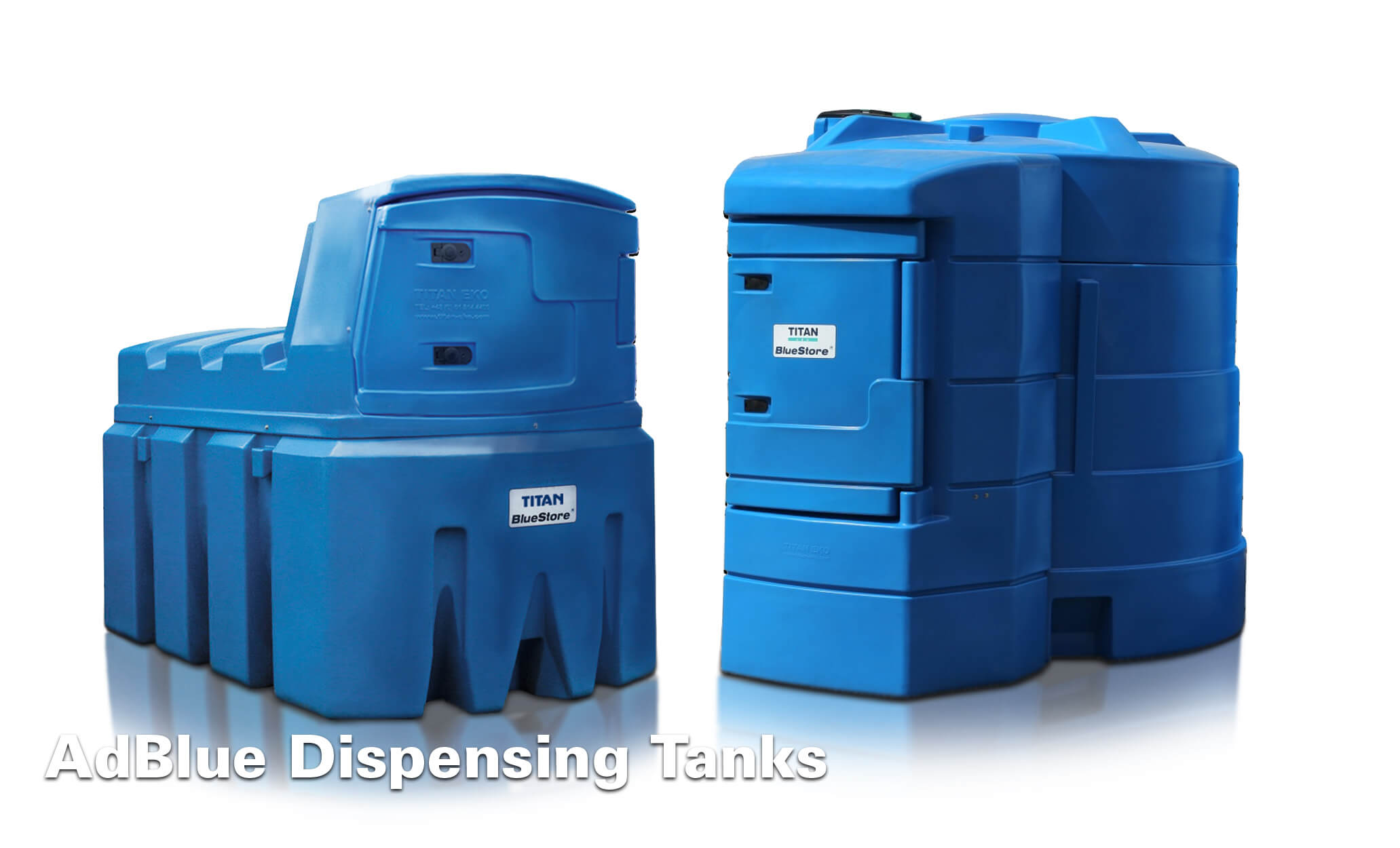 Adblue Dispensing Storage Tanks