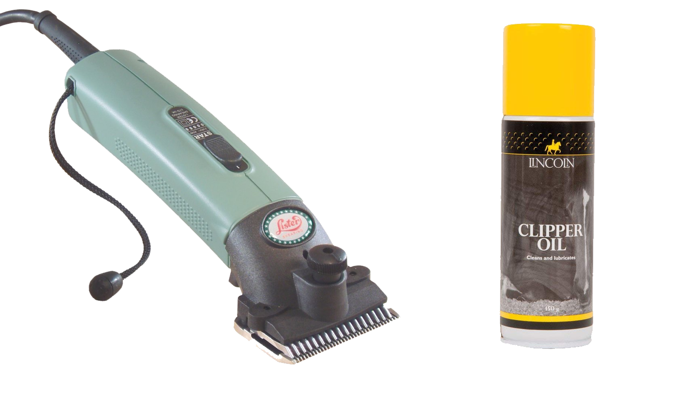 Horse Clippers and Accessories