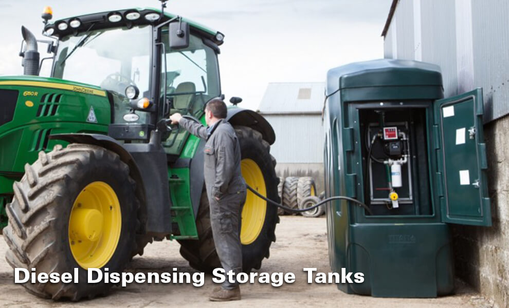 Diesel Dispensing Storage Tanks