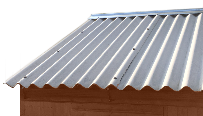 Cement Fibre Eternit Corrugated Roof Sheets