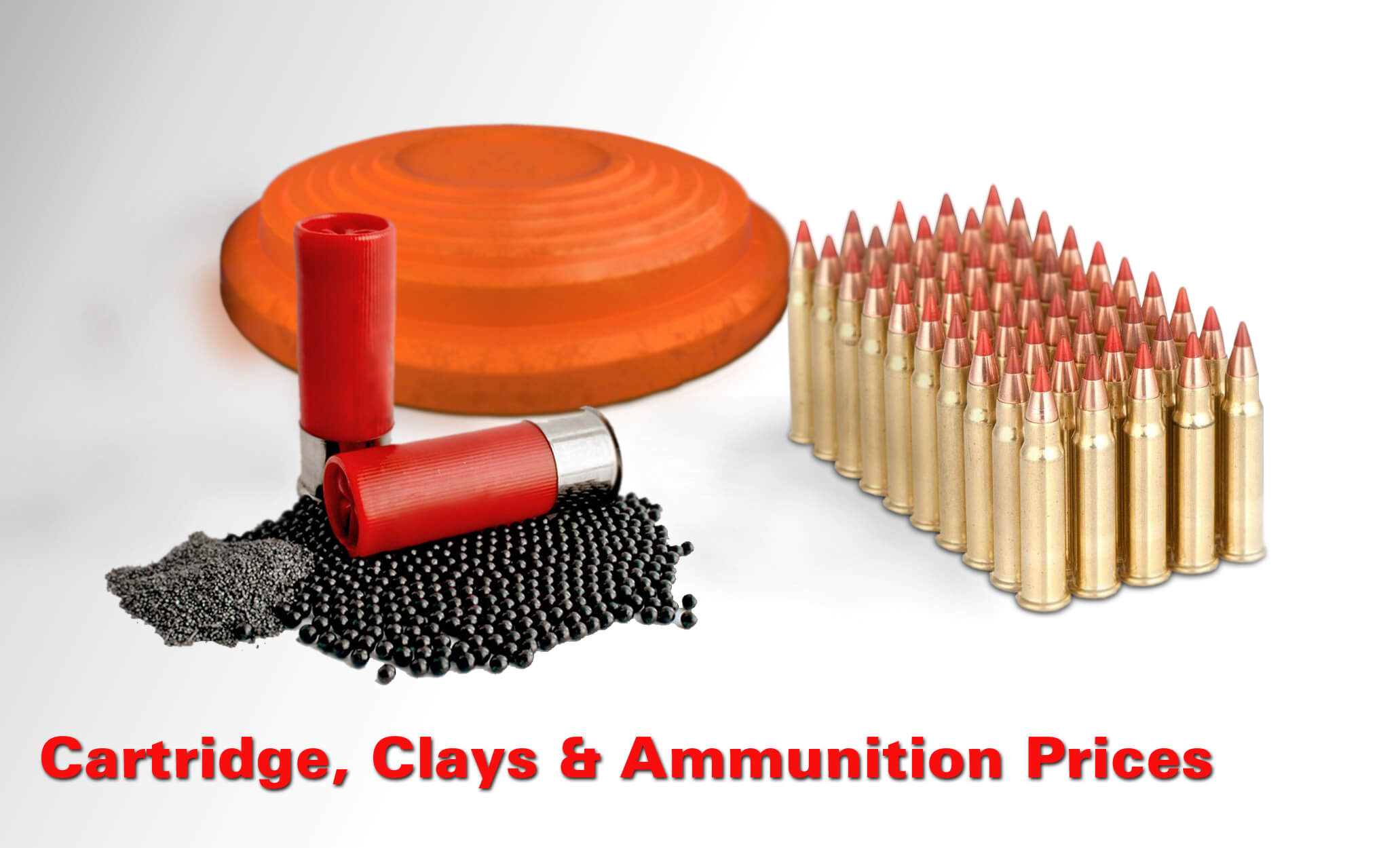 Cartridges,Clays, Ammunition