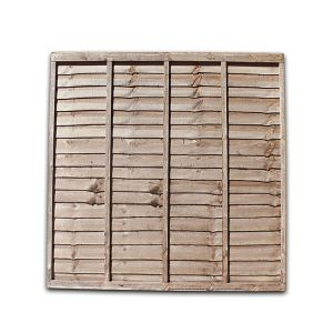 Traditional Fence Panel 6ft