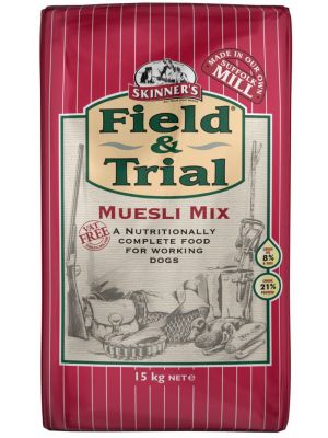 Skinners Field & Trial Meusli Mix Dog Food - 15kg